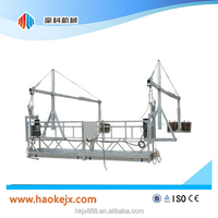 Professional quality of electrical suspend working platform/cradle/gondola
