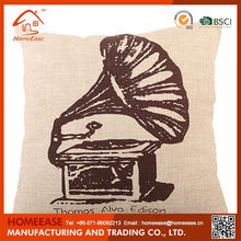 Promotional best quality hot sales cushion for leaning on