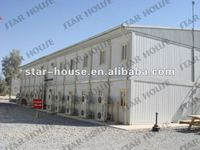 prefab house/prefabricated cabin/container house