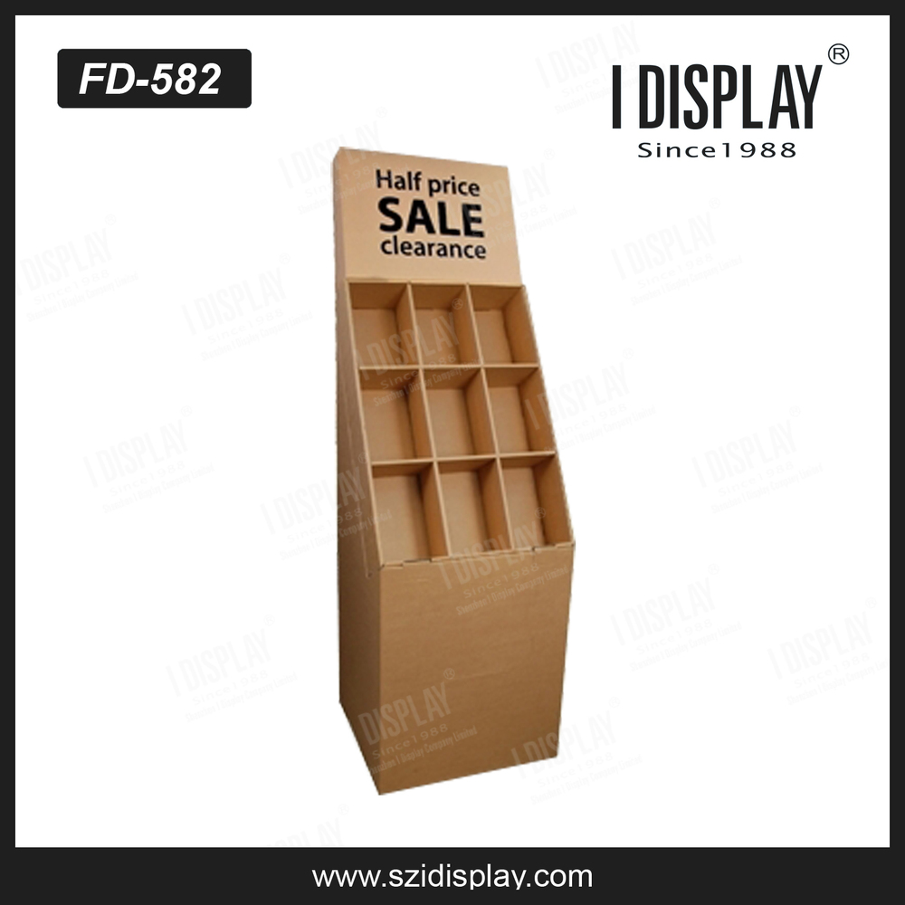 Cardboard Greeting Card Display Racksgreeting Card Display Unit