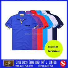 China camiseta del Polo de la fábrica colorida 3D T Shirt Sport