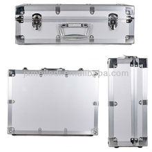 MLDGJ287 heavy duty cable fix special steel aluminium frame PE mold plastic tools storage box