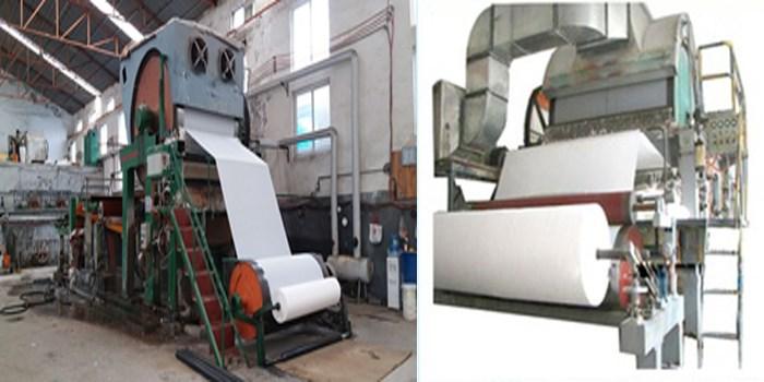 toilet tissue paper making machine,paper machine