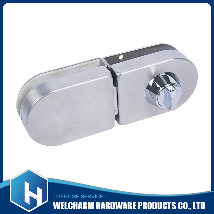 En gros en aluminium sans cadre porte en verre serrure for Application miroir ordinateur