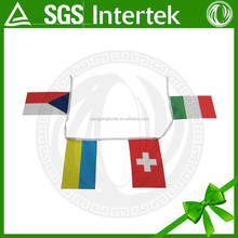 national country bunting flag
