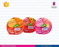 fruit jelly heat sealing plastic film
