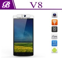 Bulk buy from china for 2015 3G 850mhz 13mp dual Camera IPS Screen Inew V8 low cost nfc mobile phone