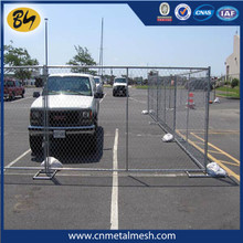 Iron Metal Type Chain Link Temporary Fencing Panels