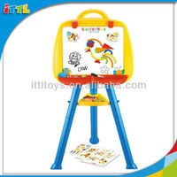 A389659 Kids Magic Knowledge Magnetic Board Multi-function Educational Drawing Board Toys