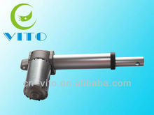 electric linear actuator for adjustable beds