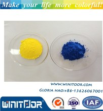 for Thailand fe203/fe304 yello/blue inorganic color pigment for floor ceremic file