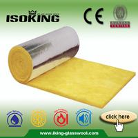 Roofing Fiber Glass Wool Felt With Aluminum Foil