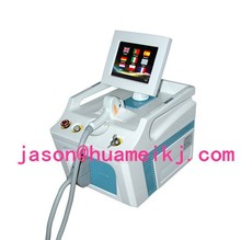 portable hair removal 808nm diode laser machine with good effects