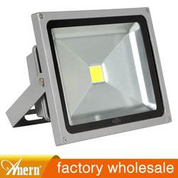 2 years warranty outdoor lighting IP65 50w led flood light