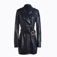 latest fashion style women dust coat