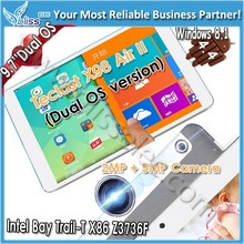 Teclast X98 Air II 9.7 inch android 4.4 windows 8.1 graphic tablet