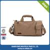 Outdoor duffle bag for canvas barrel bag