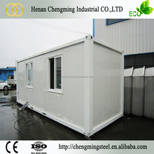 Sandwich Panel Modern Prebulit Luxury Prefab Steel Villa