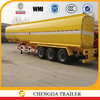 Chengda oil tanker semi trailer for Africa market