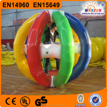 2016 newest Kids roll inside inflatable ball,zorb ball