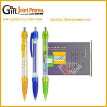 Advertising Flyer Banner Ballpoint Pen, Promotional Advertisment Ballpoint Pen