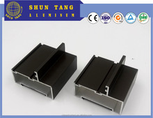 high quality aluminum profile extrusion and accessory for interior temporary folding door