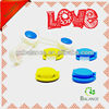 baby cabinet lock/kid safety product plastic lock