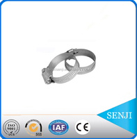 high quality hydraulic hose clamp machine