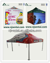 3x3M family tent folding gazebo big tent Hexagon alum Chinese manufacturer wholesale canopies