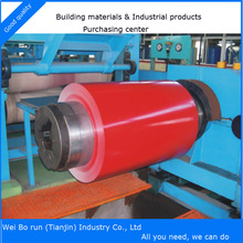 Prepaint/prepainted color coated stell coil color coil color steel coil for sale