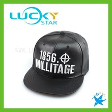 Cook black vintage baseball hats men outdoor sports cheap promotional snapbacks cap