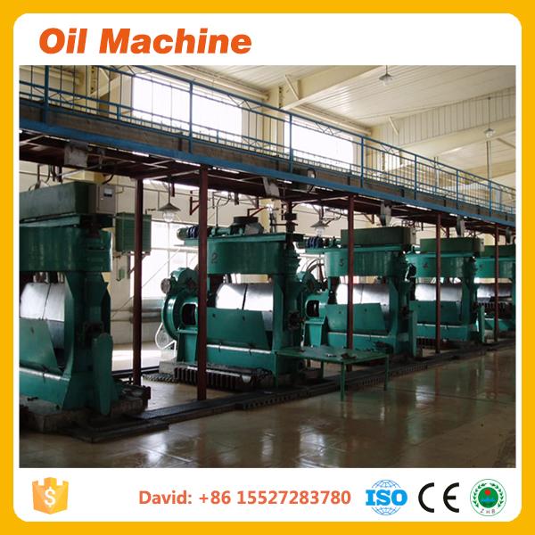 Girasol Equipo de procesamiento de aceite de aceite comestible maquinas de planchar
