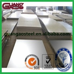 Chinese well-known supplier 201/202/304/304l stainless steel plate for making pipe and kitchen wall affordable price top