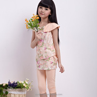 china wholesale boutique suppliers outlets children's boutique clothing, kids girls summer casual wear