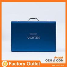 competitive price custom logo double layer cosmetic box