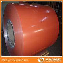 Aluminio prepintado 3105 de Fabricante China para decorar el piso