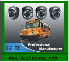 Factory Direct H.264 indoor taxi camera system