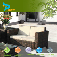 Morden Design rooms sofa set to go rattan outdoor furniture