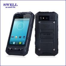 industrial use dustproof shockproof mobile phone smartphone waterproof IP68 top quality rugged mobile a8