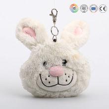 OEM plush coin purse/cat plush purse/stuffed plush animal coin purse