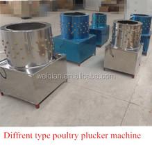 Alto quanlity ingrosso industriale tacchino anatra piuma plucker/macellazione per il bestiame