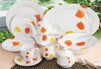 20pcs Grace Designs Ceramic Wholesale Dinnerware