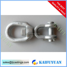 Forged Us Type G403 Galvanized Carbon Steel Chain Swivel