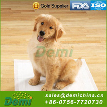 Latest design environmental disposable factory price pee pads for dogs
