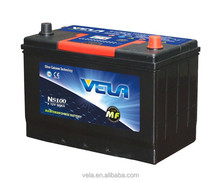 Japanese wet LEAD-ACID battery hybrid car battery NS100MF
