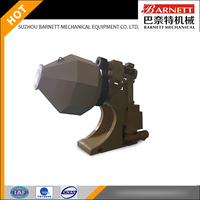 Bicycle components Metal sheets double side grinding machine With abrasive spinning