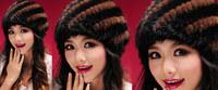 Женская шапка 13603 headgeartest