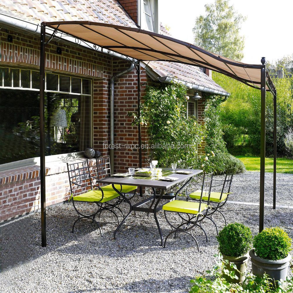 Wholesale pergola lighting pergola gazebo and pavilion garden pavilion gazebo - Pergola en kit aluminium ...