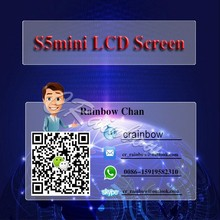 Manufacturer lcd screen replacement for samsung galaxy S5 mini new lcd