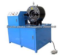 KM-91D de alta eficiencia / rápido / alta precisión / abertura grande arrugador manguera hidráulica